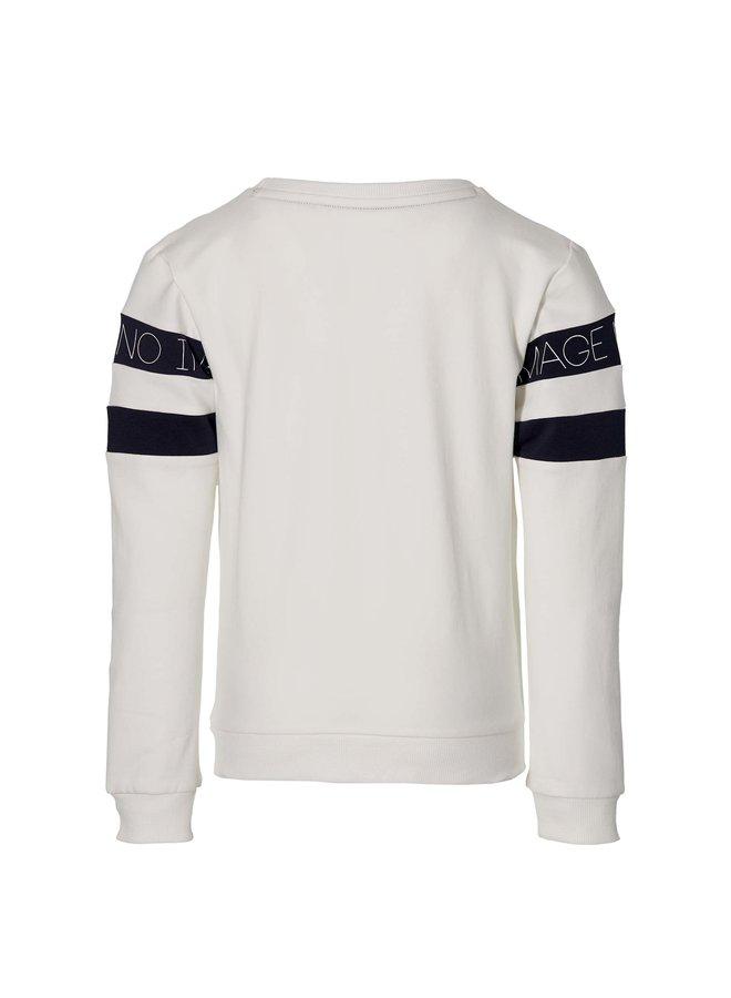 Max - Sweater - White