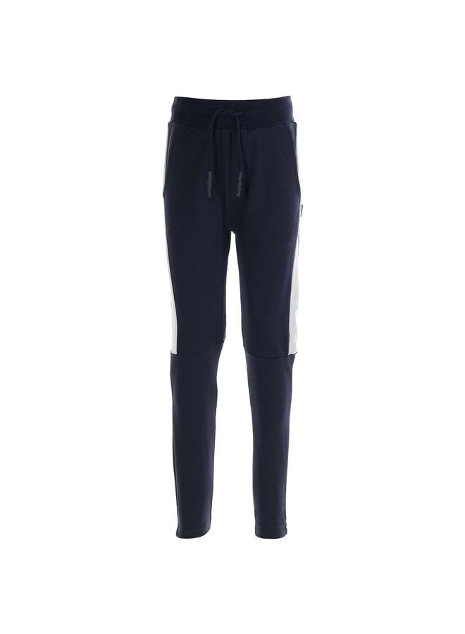 Moses - Sweat Pants - Dark Blue