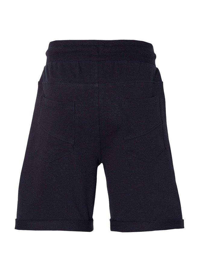 Myka - Sweat Shorts - Dark Blue