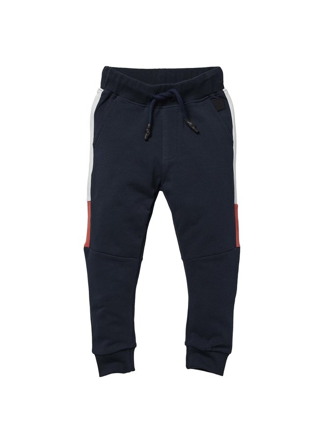 Novin - Sweat Pants - Dark Blue