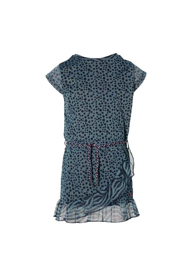 Faida - Dress - Dark Blue