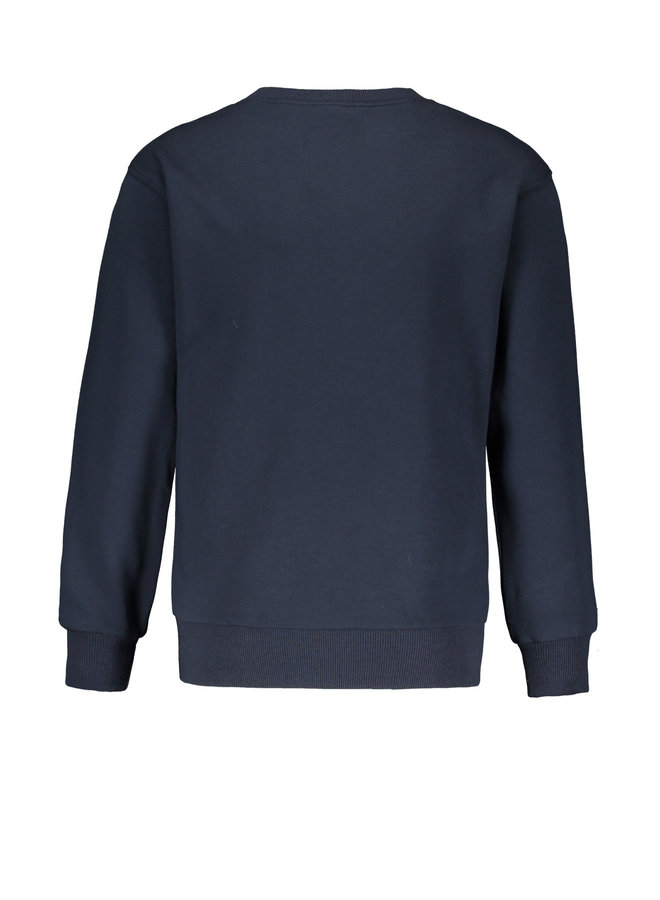 Charlie - Sweater - Navy SS21