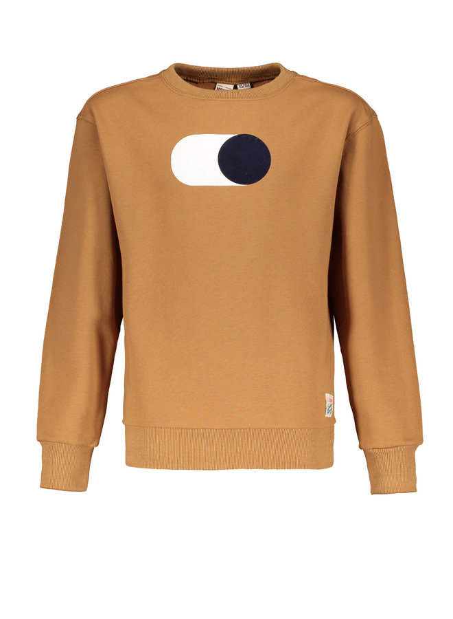 Charlie - Sweater - Coffee SS21