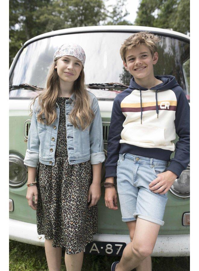 Charlie - Raglan Sweater - Scott - Offwhite SS21