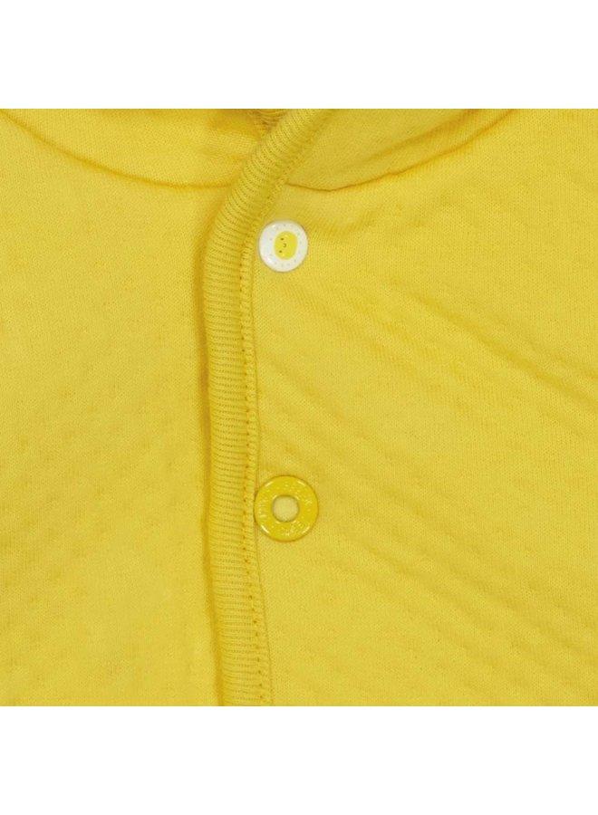 Omkeerbaar jasje met capuchon - Sunny Mood - Geel