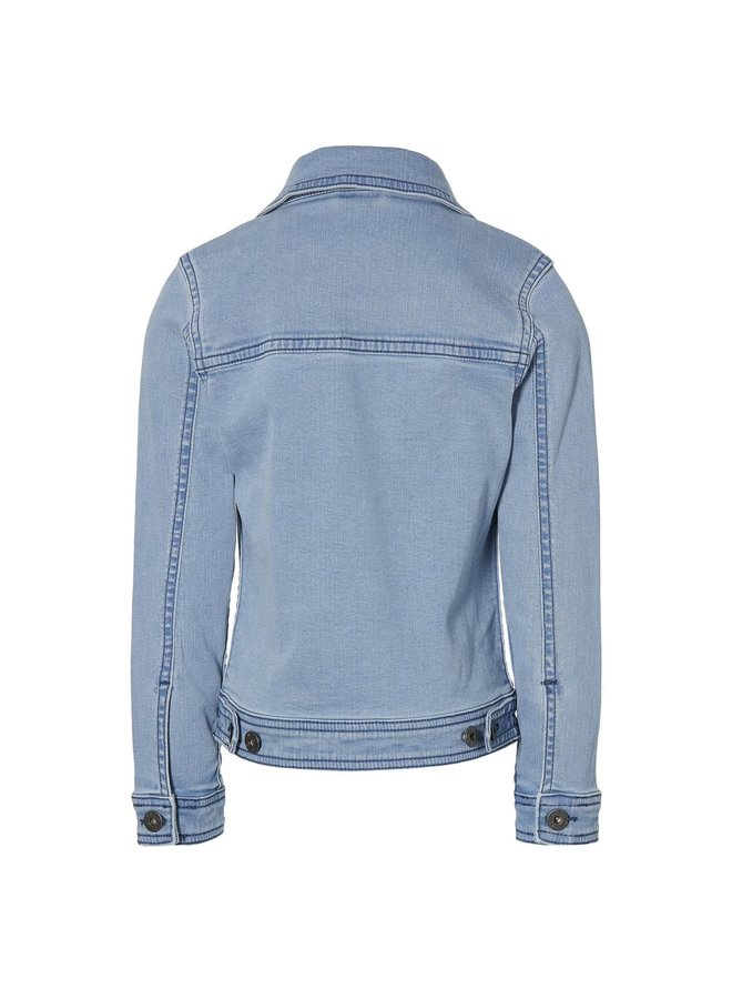 Monsif - Jacket - Light Blue Denim