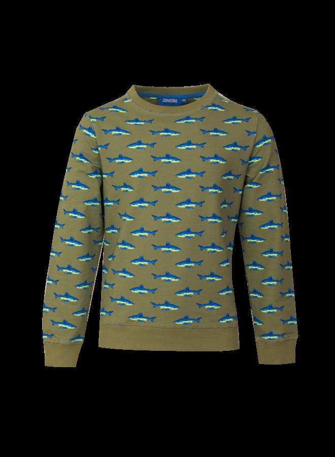 Jawsy - Sweater - Light Khaki