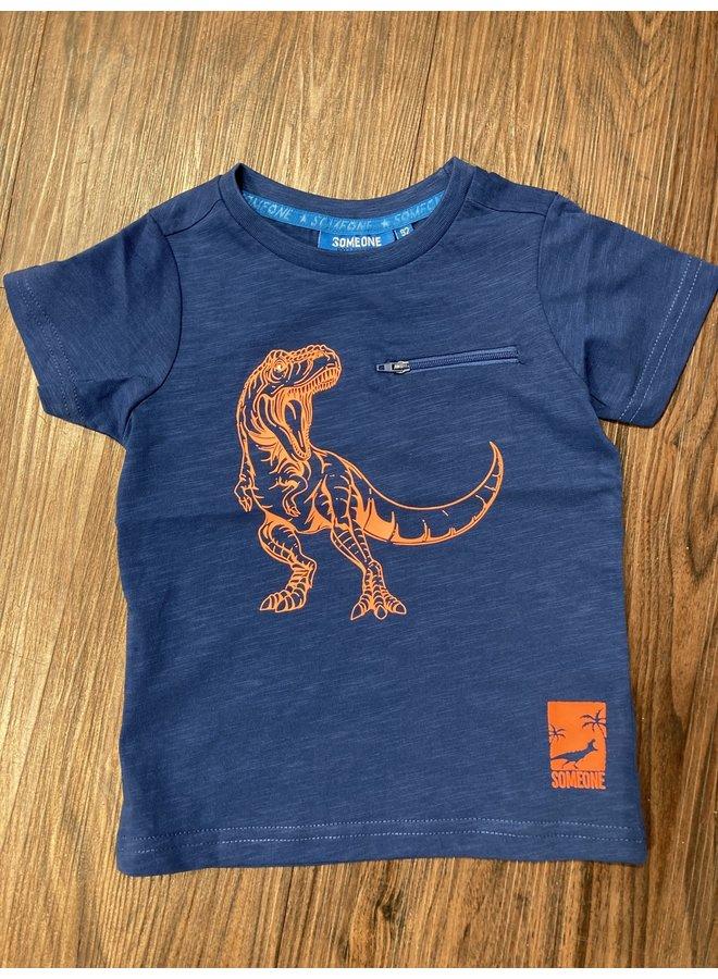 Dinos - T-shirt - Dark Blue