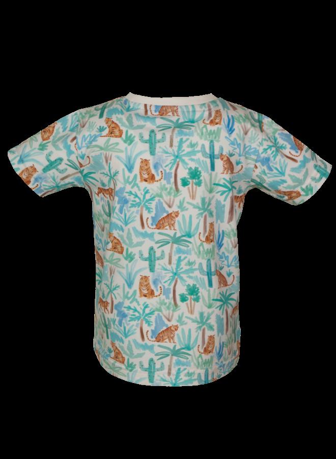 Rajah - T-shirt - Ecru