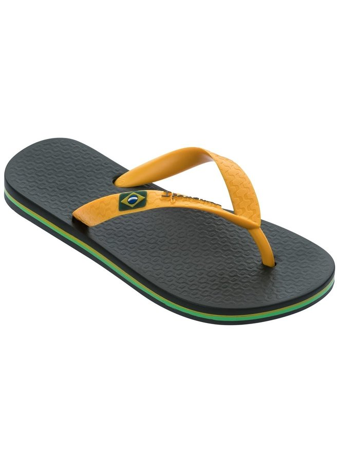 Classic Brasil Kids - Green/Yellow