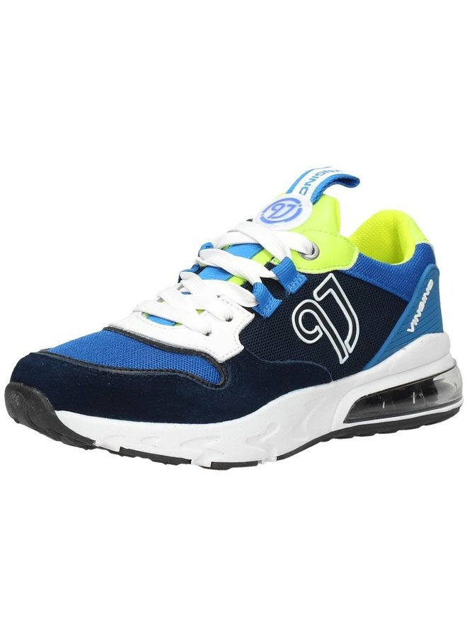Giulio Leather/Synthetic - 100 Dark Blue