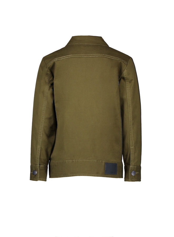Hen 5 pocket Style Jacket - Avocado