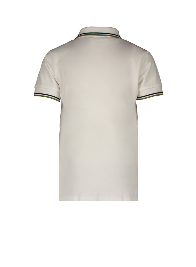 Toon Essential Short Sleeves Polo - Snow White