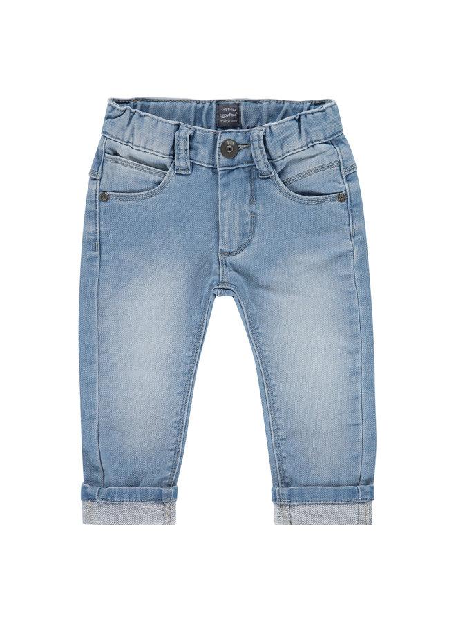 Boys Jogg Jeans - Fresh Blue Denim