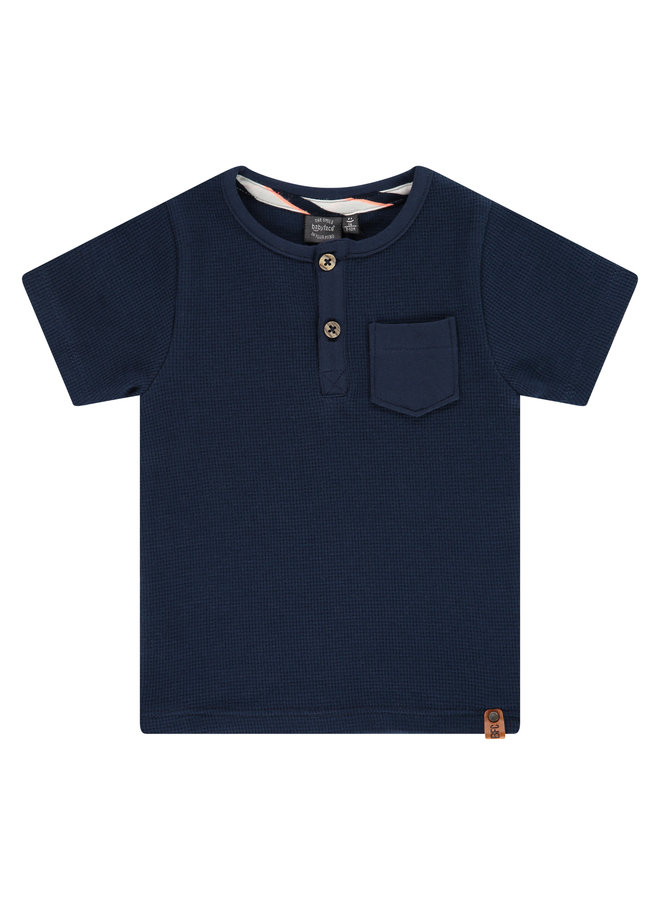 Boys T-Shirt Short Sleeve - Navy