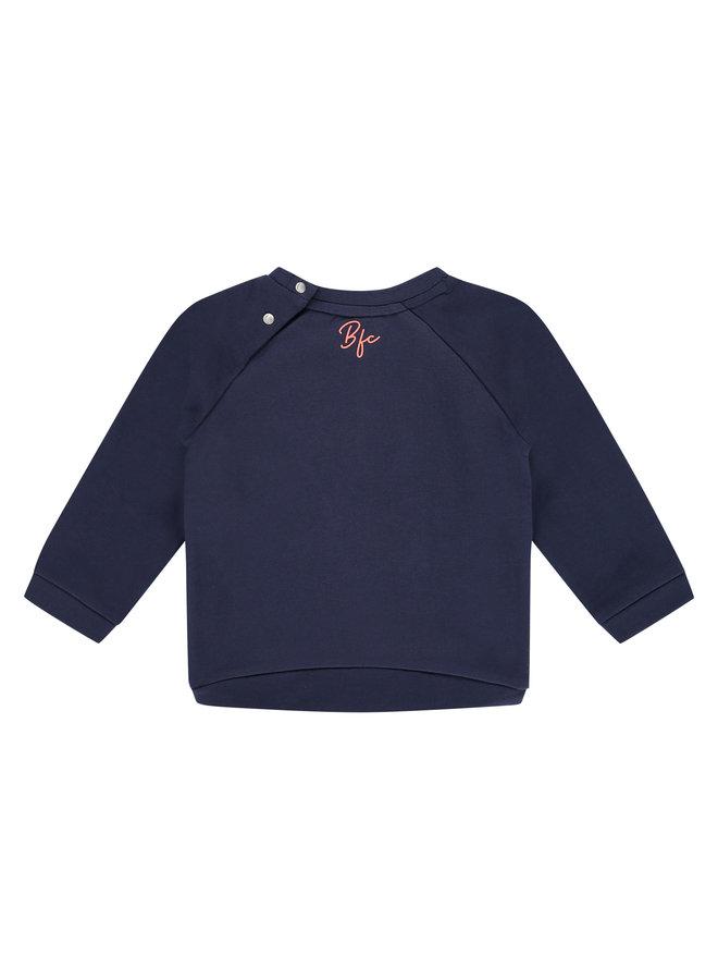 Girls Sweatshirt - Marine