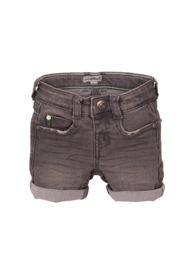 Jeans Shorts - Grey Jeans SS21