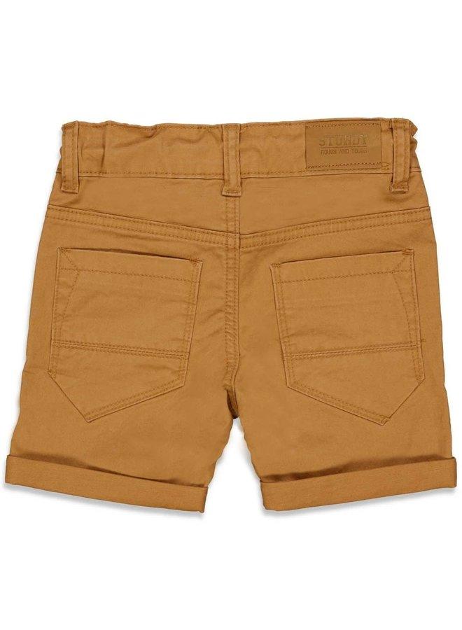 Short - Summer Denims - Camel