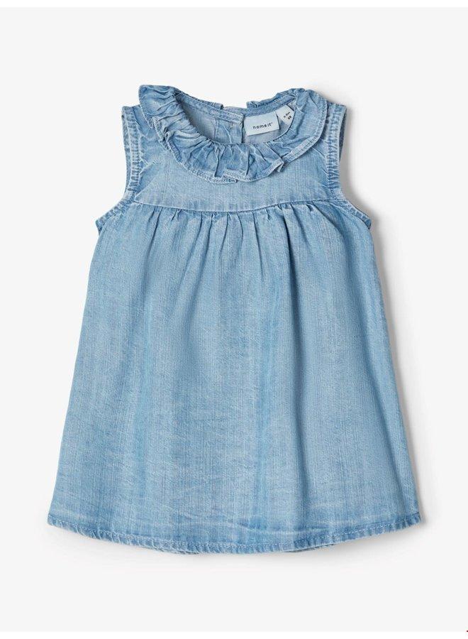 Batytte - Denim Dress - Light Blue Denim