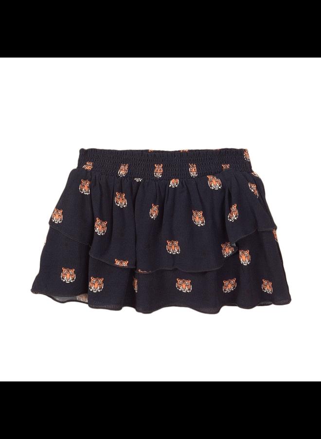 Skirt - Navy & AOP SS21