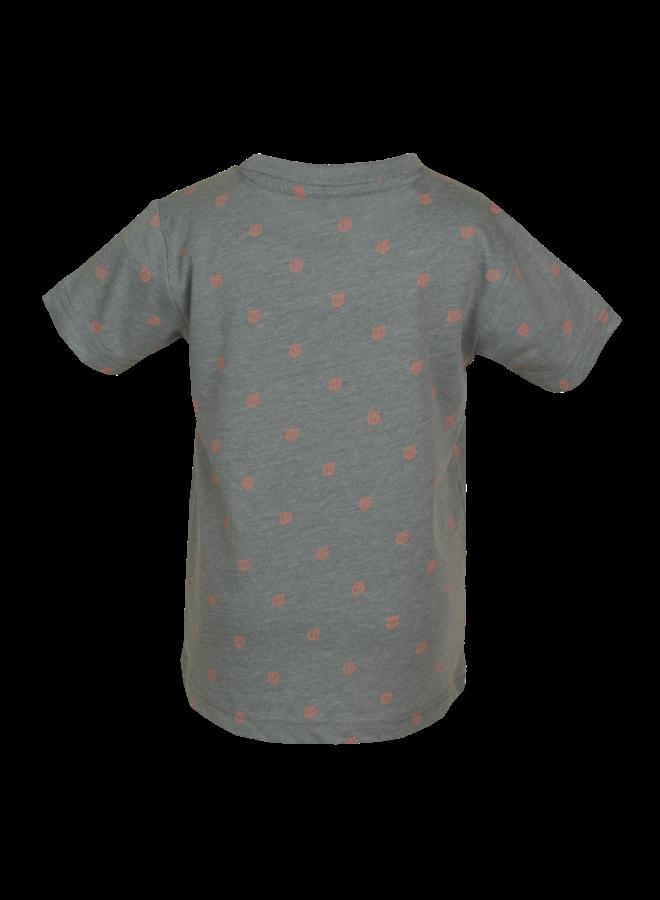 Rajah - T-shirt - Light Green