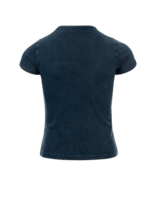 T-shirt S. - Indigo Blue