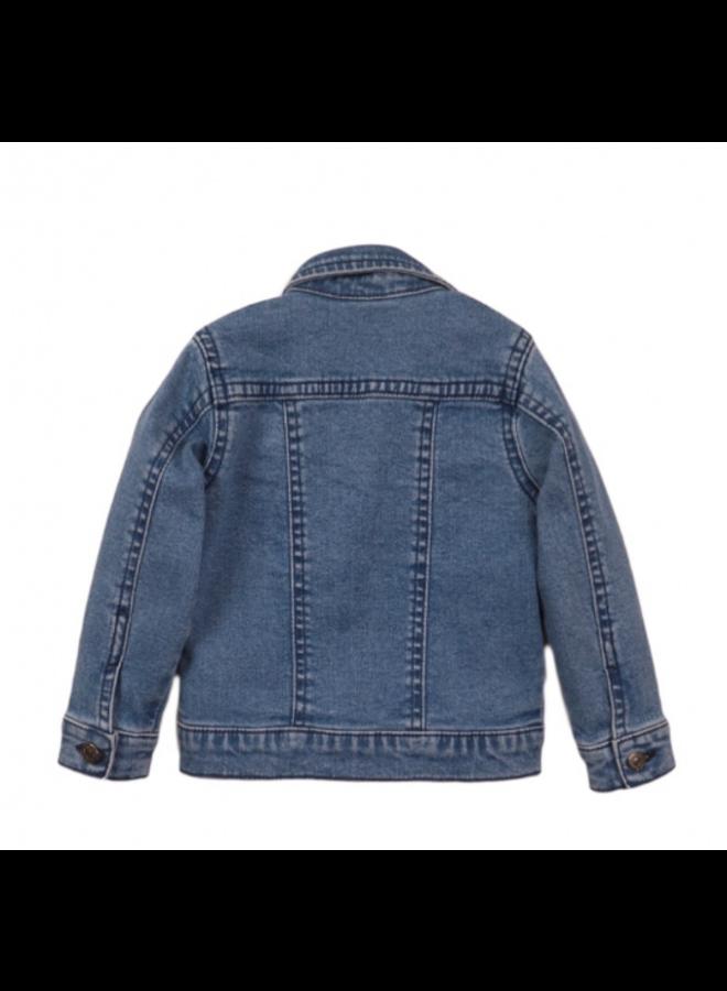 Girls Jacket - Blue Jeans SS21
