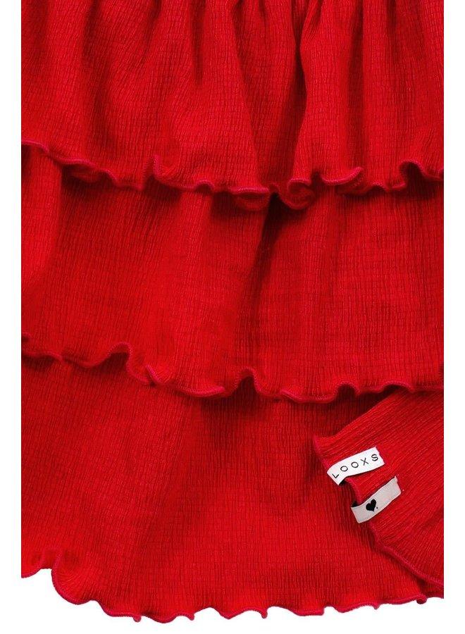 Skirt - Red Apple