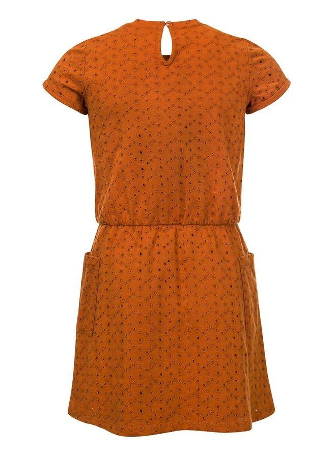 Dress - Ochre