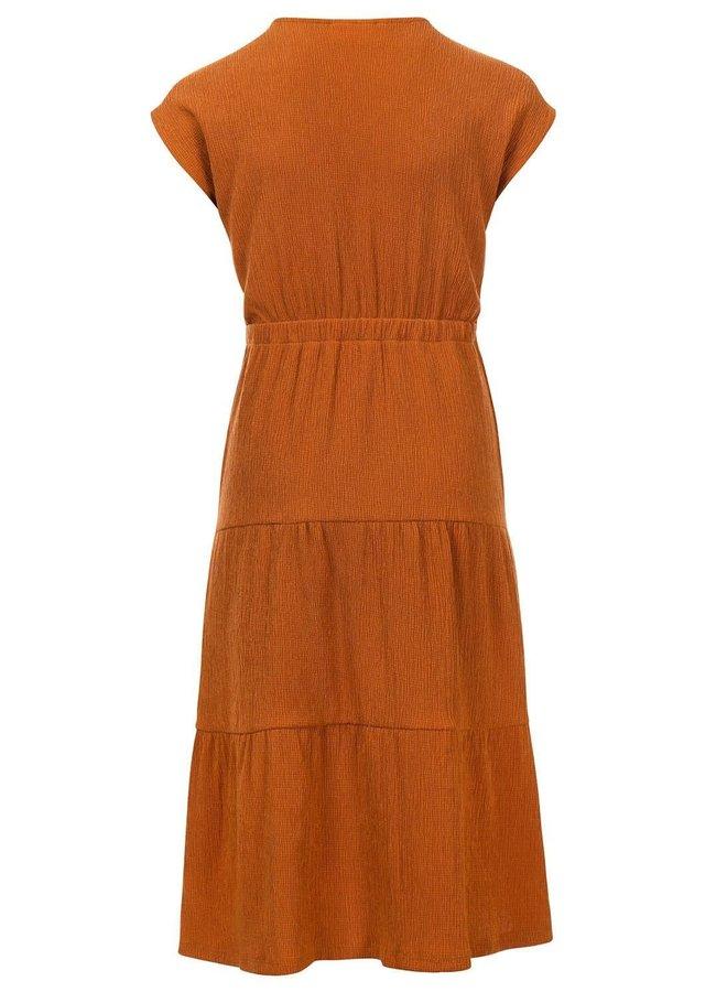 Maxi Dress - Ochre