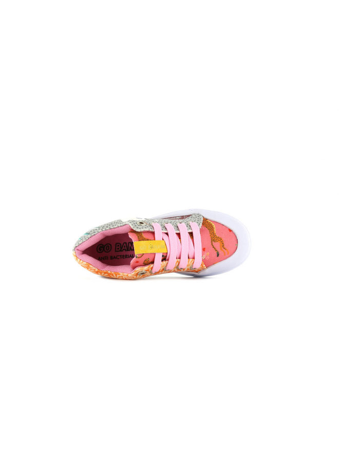 Swankiss - Grey/Orange/Pink