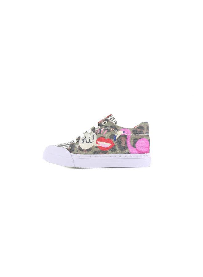 Flamingo - Leopard/Pink