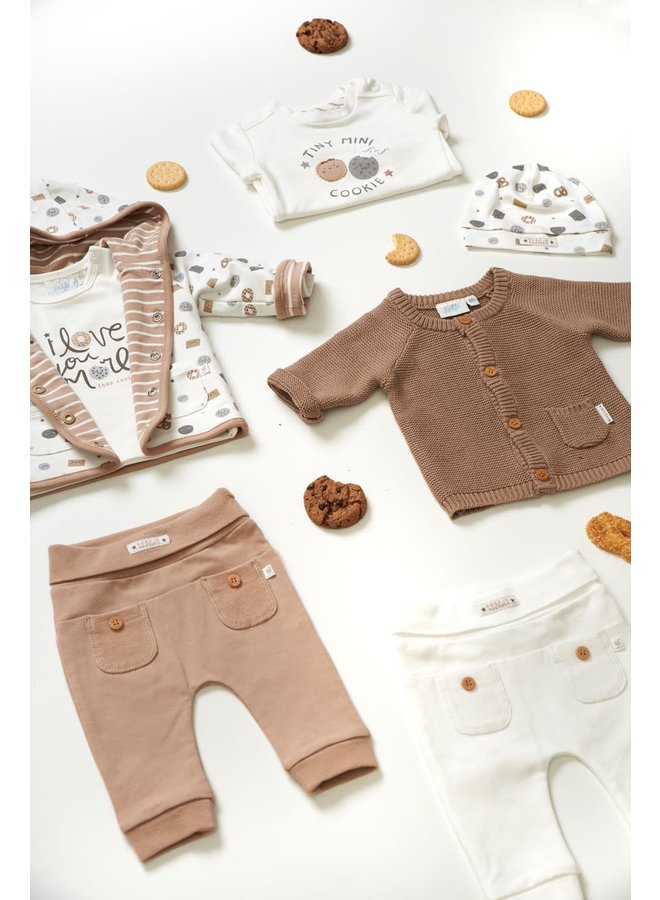 Sweater - Mini Cookie - Offwhite