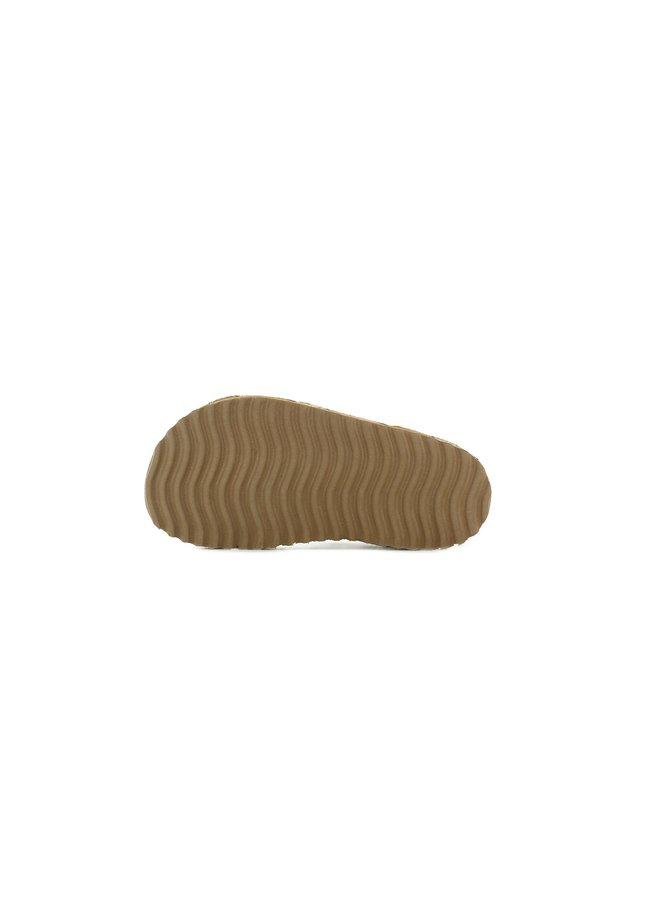 BI21S075-C Bio Sandaal - Beige