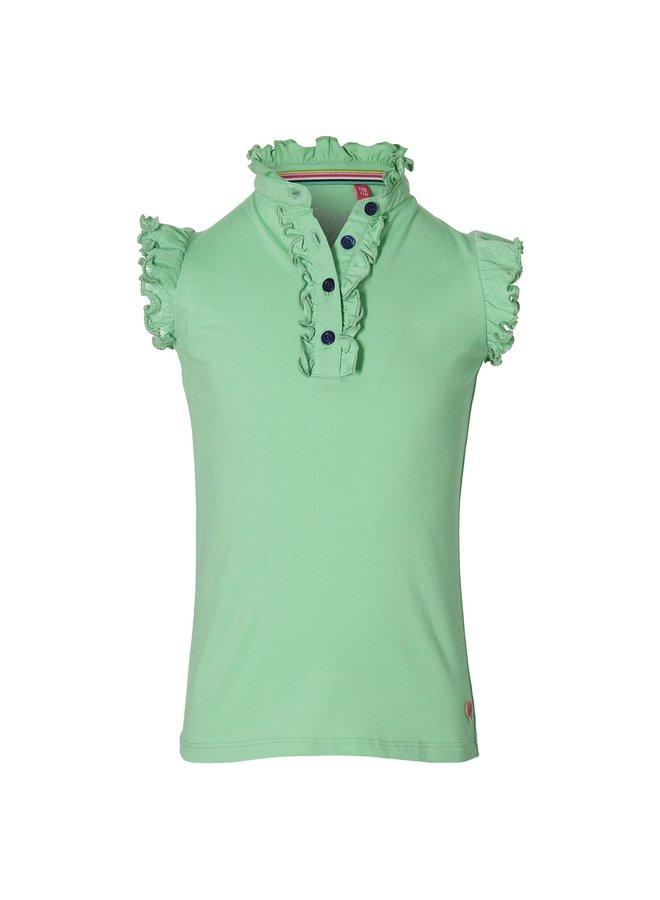 Fawn - Shortsleeve - Spring Green