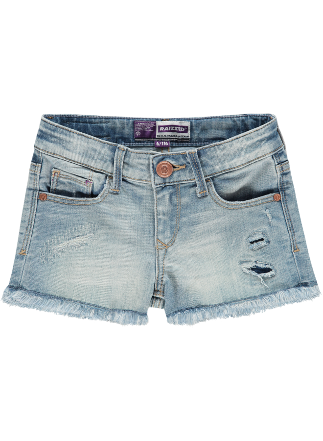 Louisiana Short - Vintage Blue