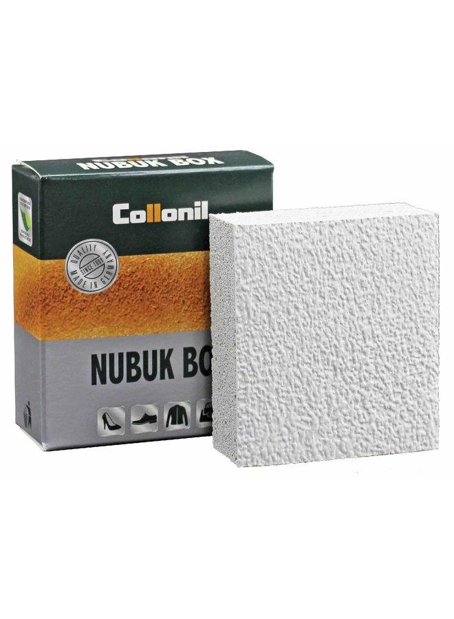 Suede Nubuck Box voor milde reiniging