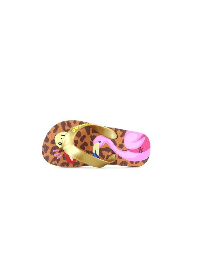 Flip Flops - Flamingo