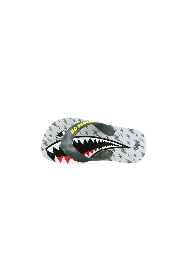 Flip Flops - Shark Attack