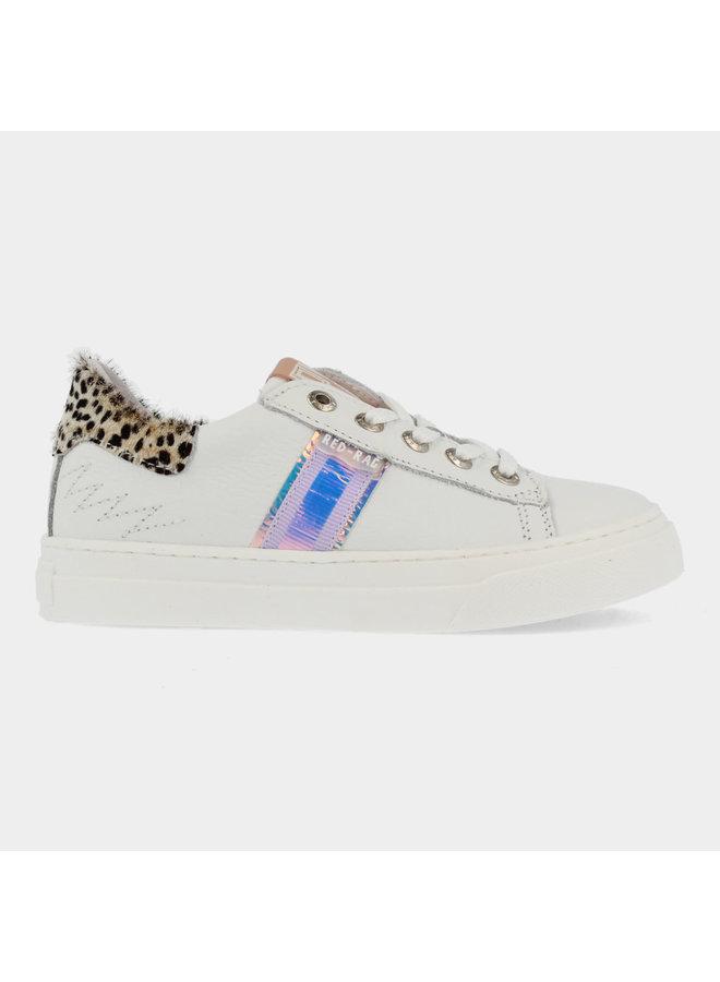 Girls - Low Cut Sneaker Laces - Leopard Fantasy