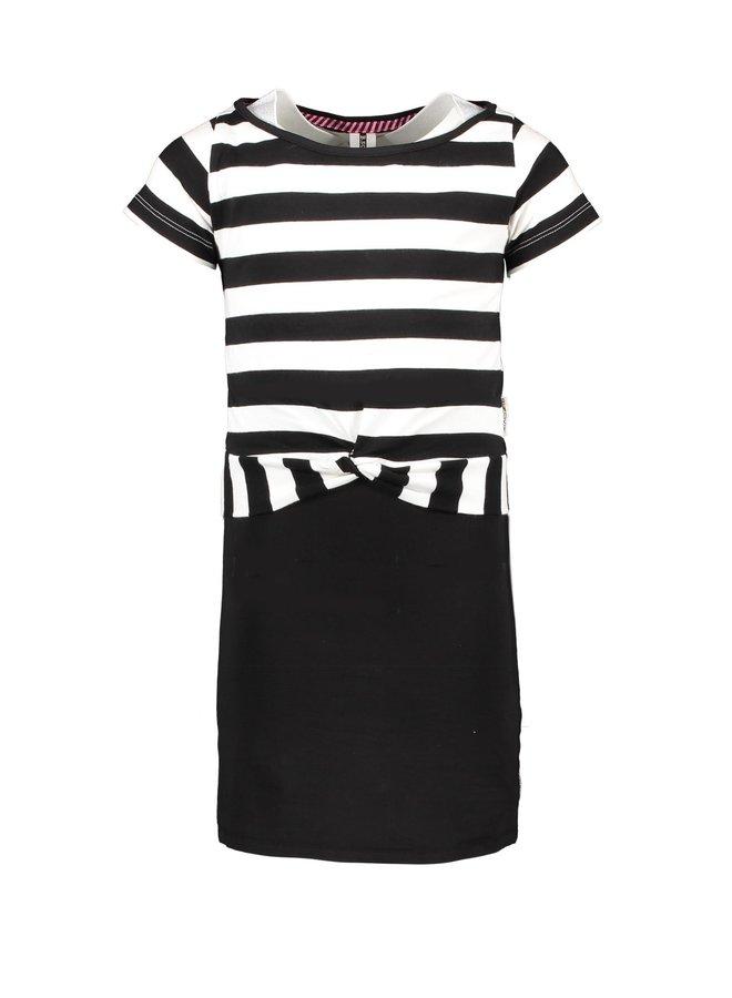 Girls - 2 in 1 dress - Black