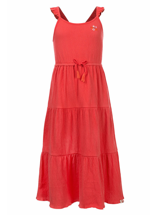 Dress - Coral