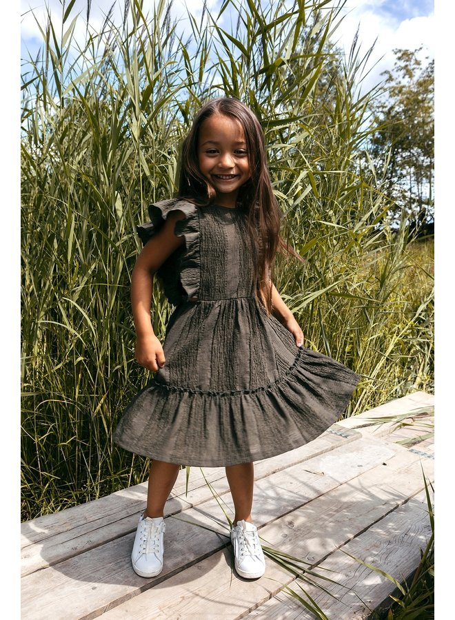 Dress - Seaweed