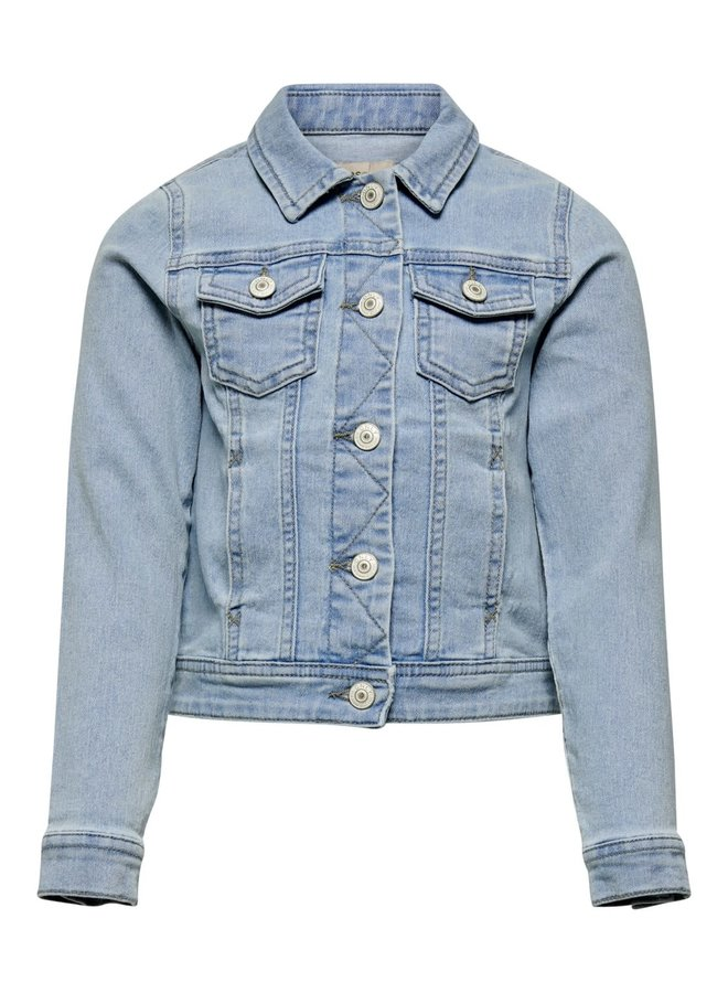 Sara Light Blue Denim - Jacket Noos