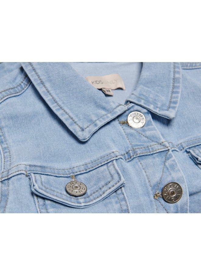Sara Light Blue Denim - Jacket Noos