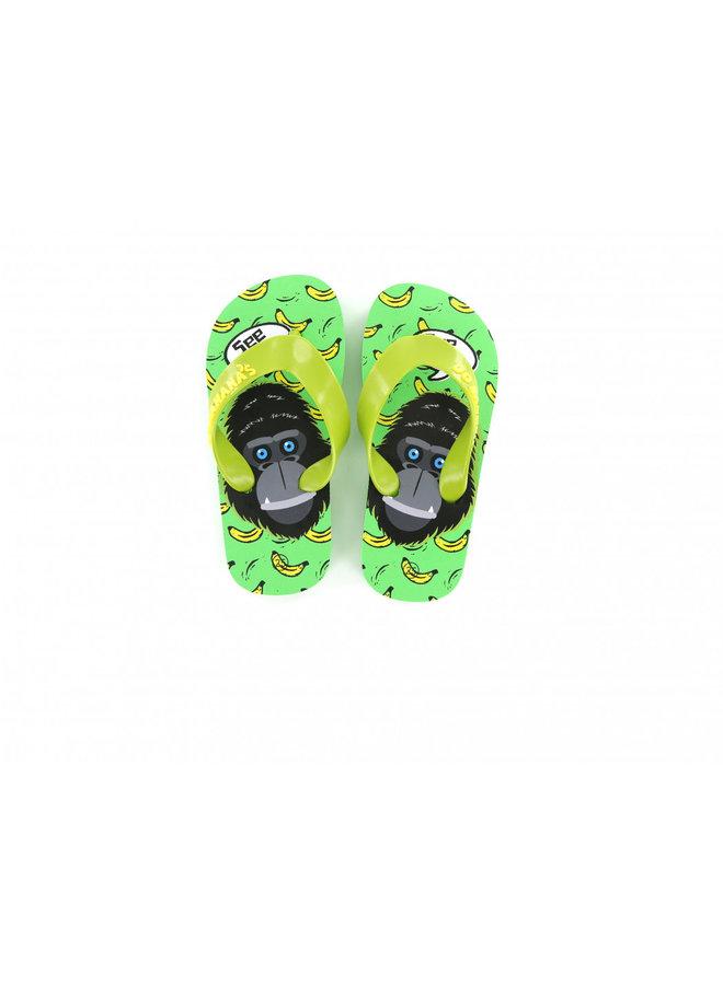 Flip Flops - Monkey
