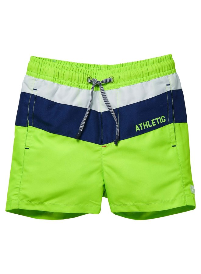Faelan - Swim Shorts - Neon Green