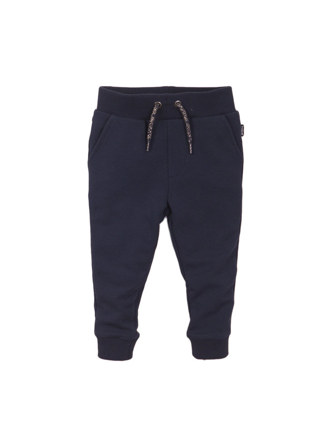 Girls Jogging Trousers - Navy