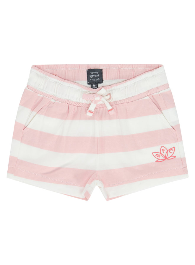 Girls Sweat Short - Blush Pink SS21