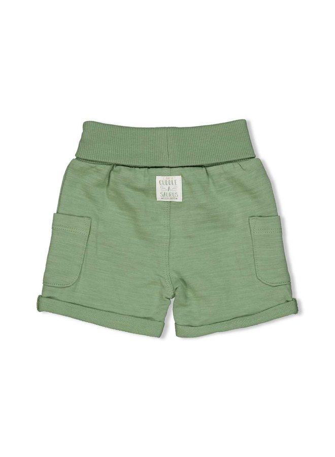 Short - Dinomite - Groen